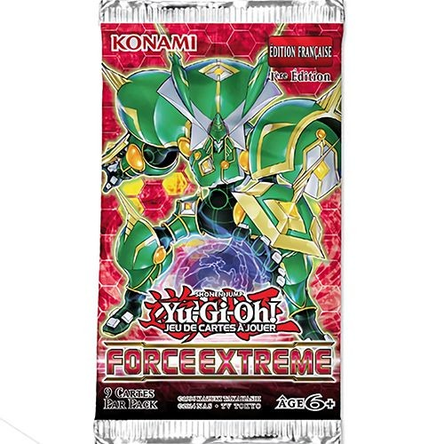 Booster Yu-Gi-Oh! Force Extreme
