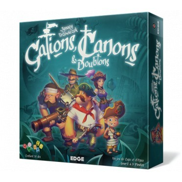 Galions Canons et Doublons