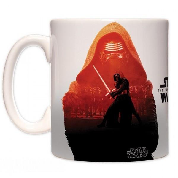 Mug 460 ml Star Wars Kylo Ren