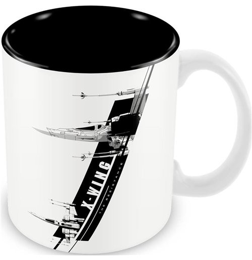 Mug 460 ml Star Wars X-Wing Resistance