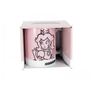 Mug Mario 2D Peach