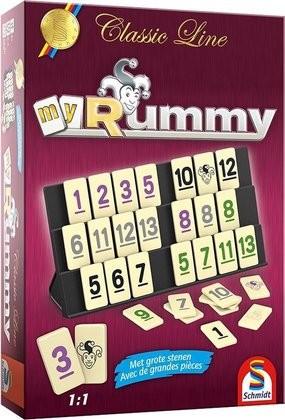 My Rummy (Rummikub)