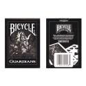 52 cartes : BICYCLE Guardians