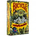52 cartes BICYCLE everyday zombies