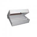 Boîte de rangement en carton pour 4000 cartes