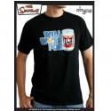 """T-shirt Simpson """"Duff"""" homme"""