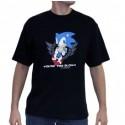 "T-shirt Sega ""Sonic Too Slow"""