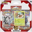 Pack 3 Boosters Pokémon SL4 Invasion Carmin Archéduc