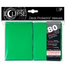 80 Protège-cartes Eclipse Pro-Matte vert