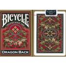 52 cartes : Bicycle Dragon