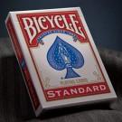 52 Cartes Poker Bicycle Standard rouge