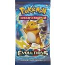 Booster Pokémon XY12 Evolutions