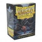 100 Protège-cartes Dragon Shield Matte Noire