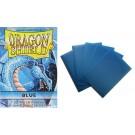 50 Protège-cartes Dragon Shield mini Bleu