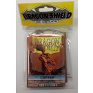 50 Protège-cartes Dragon Shield mini Cuivre