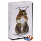 52 cartes Collection Chat