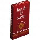 32 Cartes Gauloise Rouge
