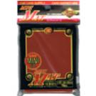 Protège-cartes KMC Mini Mat Rouge