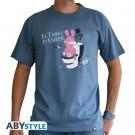 T-Shirt LAPINS CRETINS Lapins Crétins Trône