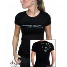 T-shirt Les Experts Preuves femme