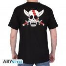 T-shirt One Piece Shanks Skull