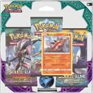 Pack 3 Boosters Pokémon SL2 Boumata