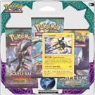Pack 3 Boosters Pokémon SL2 Lucanon