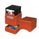 Satin Tower Deck box hi-gloss Pumkin