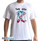 T-shirt Sega Sonic Game Over
