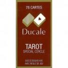 78 Cartes Tarot Ducale à dos écossais